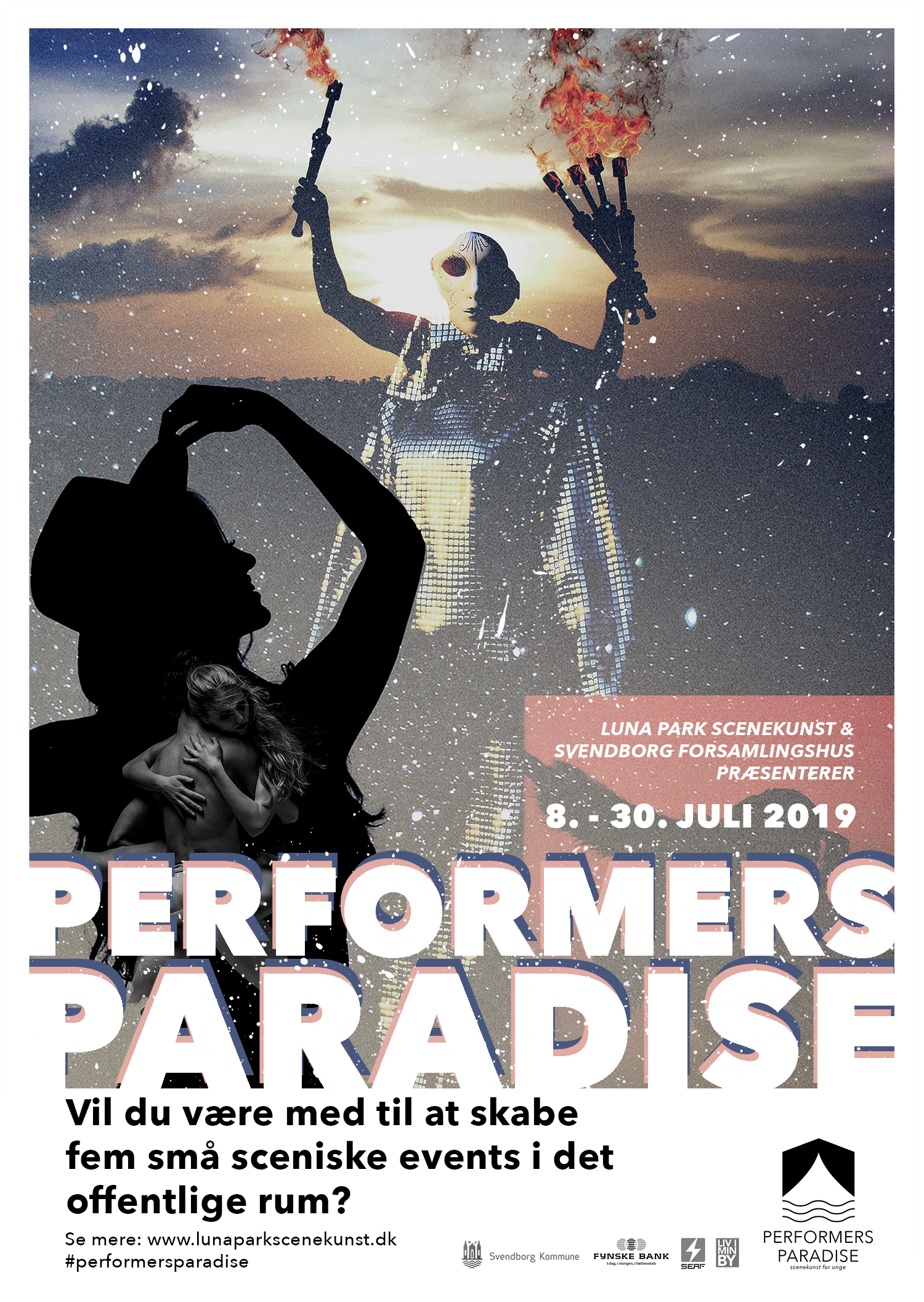 Performers Paradise Poster
