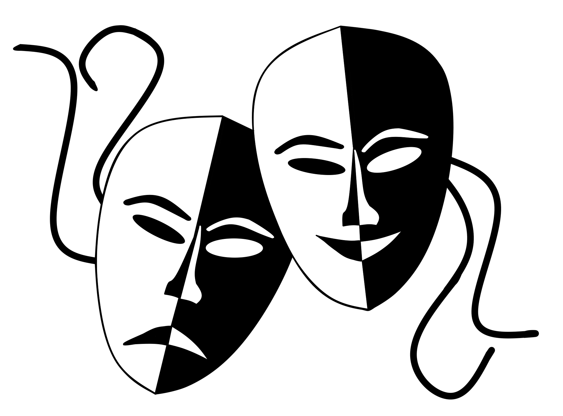 Teatermasker_Pixabay