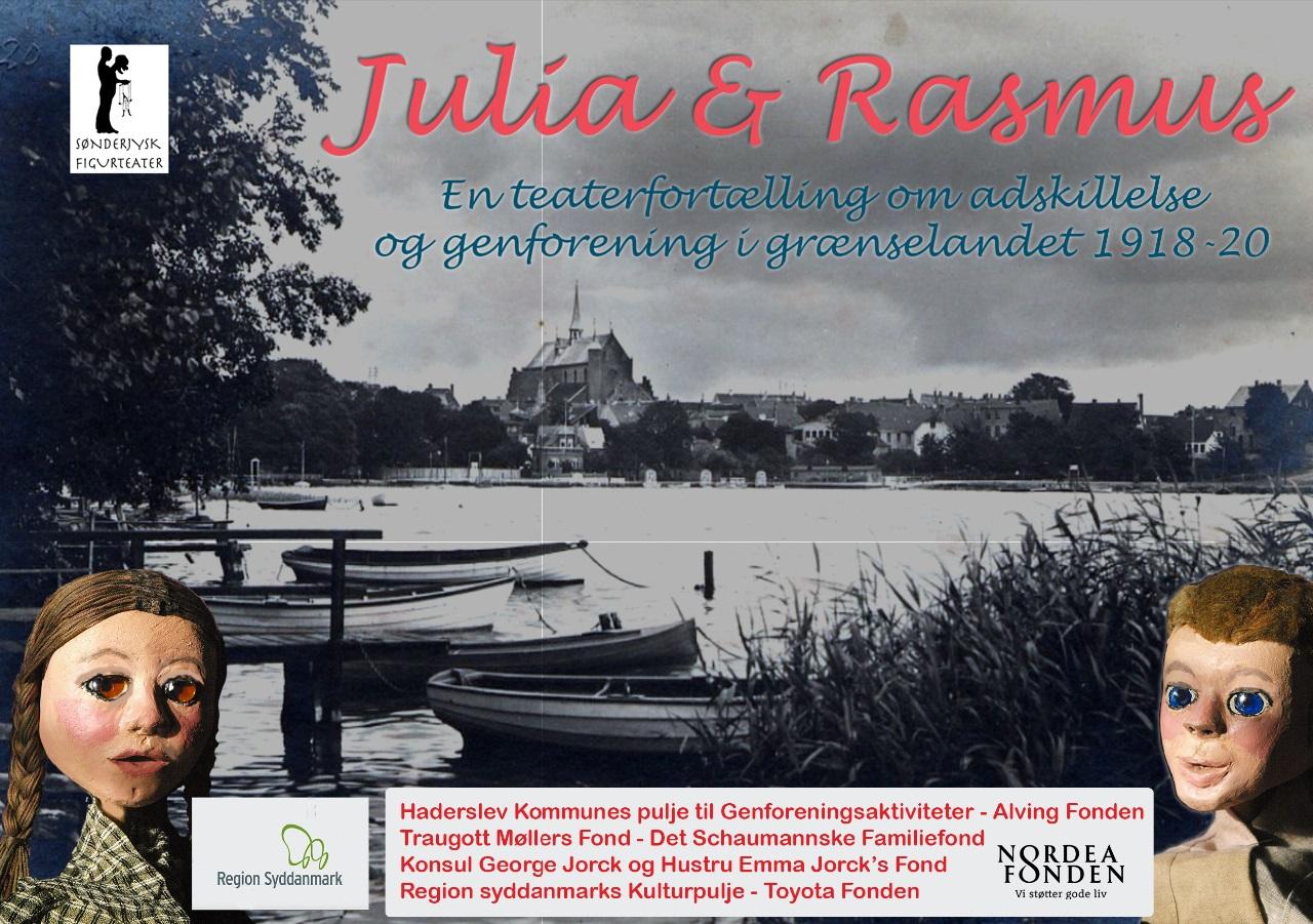Sønderjysk Figurteater_Julia&Rasmus